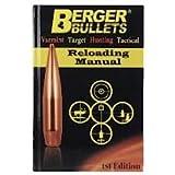 Berger Bullets - Reloading Manual