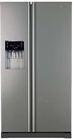 Samsung RSA1UTMG1XEF Side-by-Side (429 kWJahr, 357 L Kühl, 144 L Gefrierraum, A+) edelstahl
