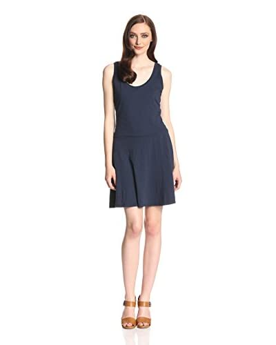 Velvet by Graham & Spencer Women's Slub Sleeveless Dress