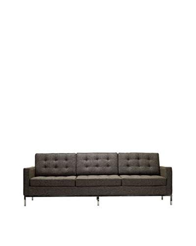 Modway Loft Sofa, Oatmeal Wool