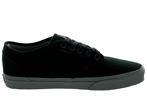 3fab8f2a67 pictures of Vans Men s Atwood (Check Liner) Black Gray Skate Shoe 8.5 Men