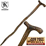 Cow Poke No Bull Defense Walking Stick