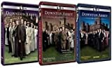 Masterpiece: Downton Abbey Complete Seasons 1, 2, & 3 DVD Bundle