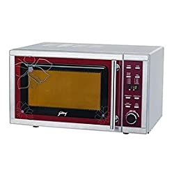Godrej GMX 20GA4 FKZ 20 20-Litre Grill Microwave Oven