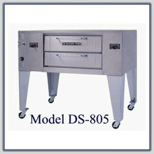 Bakers Pride Gs/Ds Series Gas Deck Oven : Bakers Pride Ds-990::Lpg::Short Legs