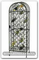 Howard Miller Wine Arbor Wrought Iron Wine Rack NoPart: 655146 MPN: 655146