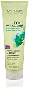 Root Awakening Nourishing Moisture Shampoo-Oily Scalp and Dry Hair by John Frieda, 8.45 Ounce