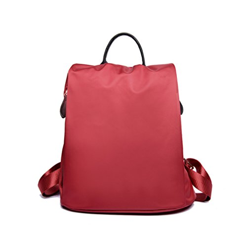 Becoler Hiking Backpack Make of Kelon Super Nylon Waterproof Lightweight School Travel bag Daypack (Red) (70 Liter Container compare prices)