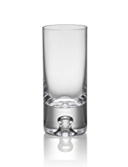 Autograph Bubble Base Shot Glass