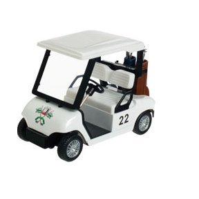 Toysmith Golf Cart - 1