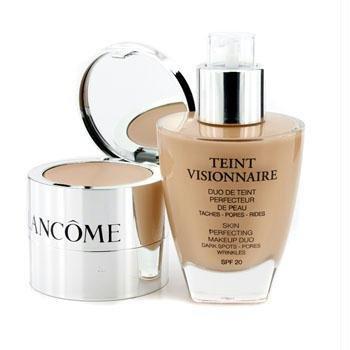 Lancôme Teint Visionnaire duo de Teint Perfecteur de peau Tâches pori cavalca 02 Lys Rosé 30 ml