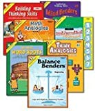 img - for CogAT  Prep Bundle for Grade 3 (Cognitive Abilities Test Prep Bundles, Grade 3) book / textbook / text book