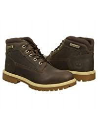 Timberland Men's Newmarket Camp Leather Chukka Boot