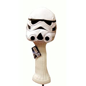 Stormtrooper Golf Club Head Cover