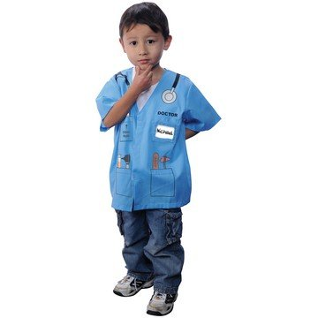 My First Career Gear - Doctor (blue) Toddler Costume