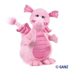 Glitzy Dragon Plush