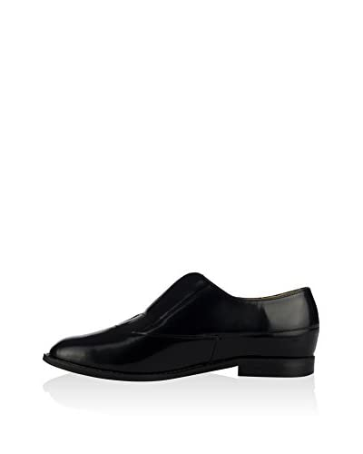 L37 Zapatos Negro