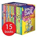 Roald Dahl: 15 books collection pack:...