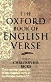 The Oxford Book of English Verse