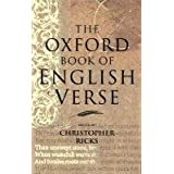 The Oxford Book of English Verseby Christopher Ricks