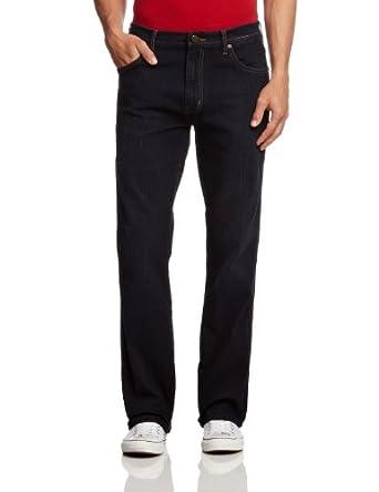 Wrangler Arizona - Jean - Droit/Regular - Homme - Dark - FR : W30/L32 (Taille fabricant : W30/L32)