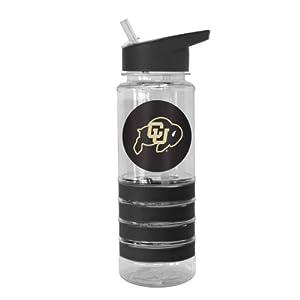 Buy NCAA Colorado Buffaloes 25-Ounce Flip Top Bottle by Boelter Brands