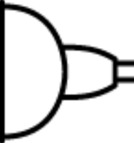 20W Mr-11 Fl Bi-Pin Clear Light Bulb [Set Of 10]