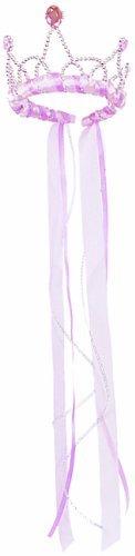 Creative Education's Pink Ribbon Tiara (One Size)