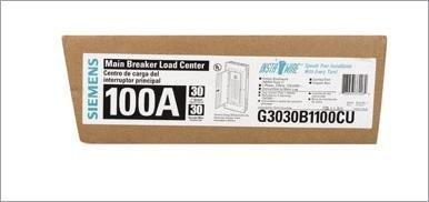 Buy (G3030B1100CU) (Siemens Energy&Automation ,Lighting & Electrical, Electrical, Circuit Breakers Fuses & Load Centers, Circuit Breakers)