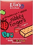 Ellas Kitchen 12 Month Strawberries & Apples Nibbly Fingers 5 Pack 125g