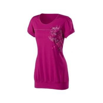 MILLET Flora de roca Tee shirt manche courte femme miv4212 violet