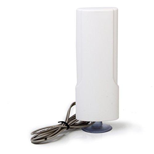 Générique Antenne 4G LTE 25dBi TS9 Connecteur Booster Amplificateur de Signal pour HuaWei Equipmen ou ZTE USB Modem