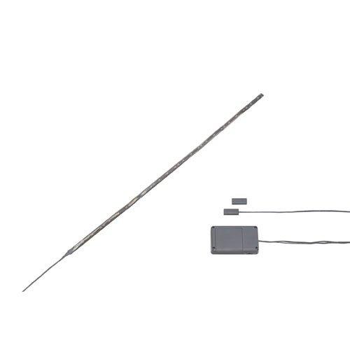 "Car Mate Ls323A White 24"" Led Flexible Illumination Wireless Strip"