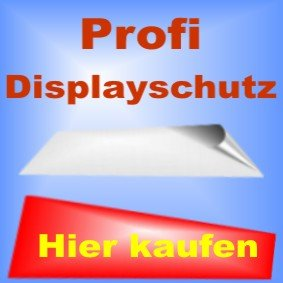 Crystal-Clear Displayschutzfolie für Altek Leo SCHUTZFOLIEN Altek Leo Displayfolie Altek Leo Displayschutz Altek Leo