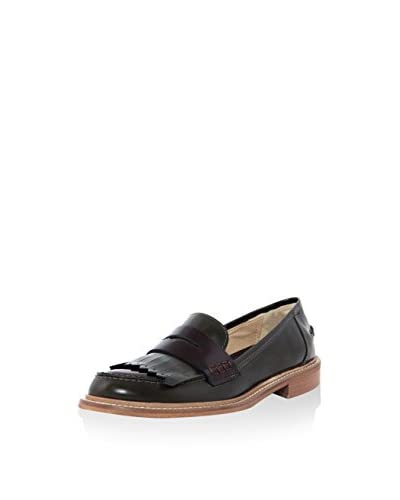 ROBERTO CARRIOLI Loafer braun