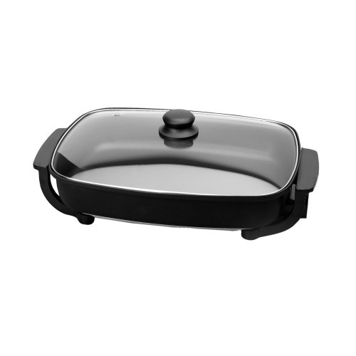 Deni 8255 12-By-15-Inch Electric Nonstick Skillet