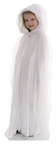 Tulle Ghost Cape Child Costume