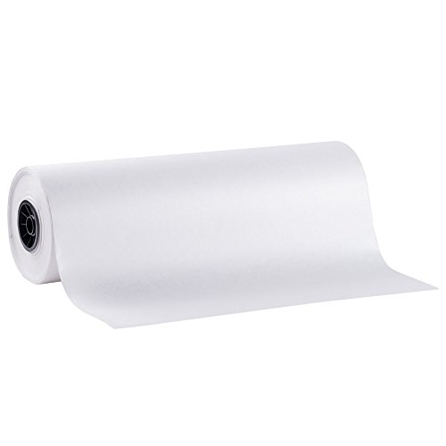 SafePro 36MG, 36-Inch White Butcher Food Paper Roll, Wrapping Disposable Steak Meat Paper, 800-Feet Roll (Butcher Paper 36 White compare prices)
