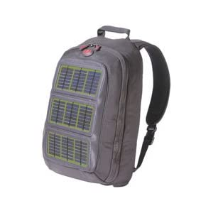 Converter Solar Charging Bag, Green Panels