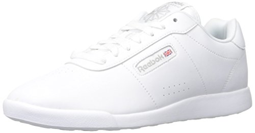 Reebok Women's Princess Lite Classic Shoe, White, 7 M US (Reebok Classics White compare prices)
