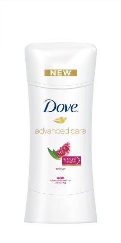 Dove アドバンスケア肌に優しい制汗デオドラントリバイブ 74g 並行輸入品