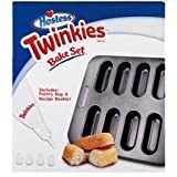 Hostess Twinkies Bake Set with Pastry Bag & Recipe Booklet, Garden, Lawn, Maintenance