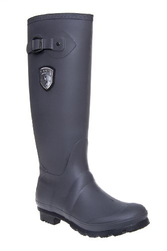 Kamik Jennifer Tall Low Heel Rain Boot