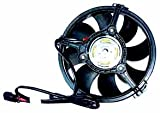 TYC 610900 Vollkswagen Passat Replacement Condenser Cooling Fan Assembly