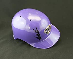 Matt Williams SIGNED Arizona Diamondbacks Mini Helmet AUTOGRAPHED - PSA DNA Certified... by Sports+Memorabilia