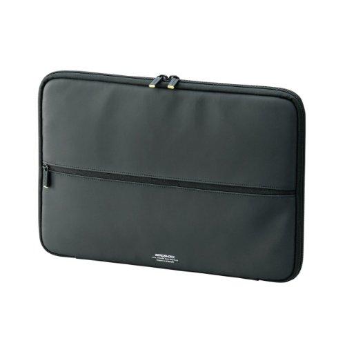 ELECOM ZEROSHOCK UltraBook 13.3インチワイド ブラック ZSB-IBUB02BK