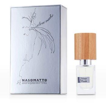 Nasomatto Silver Musk Extrait de Parfum con vaporizzatore/Spray Unisex 30ml