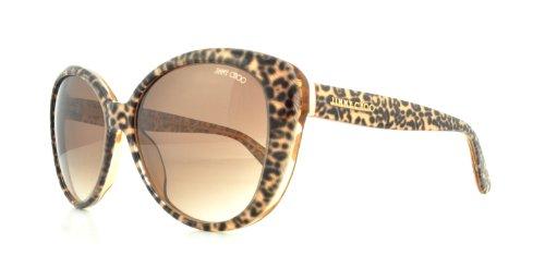 Jimmy ChooJIMMY CHOO Sunglasses TITA/S 0S89 Panther Nude 55MM