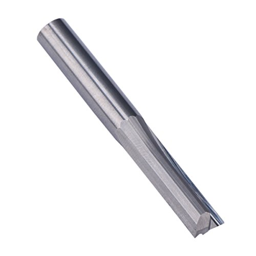 EnPoint™ Woodworking Carbide 2-Flute Straight Grooving End Mill 15/64