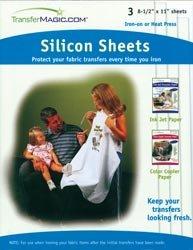 Transfer Magic Silicon Sheets 8 1/2